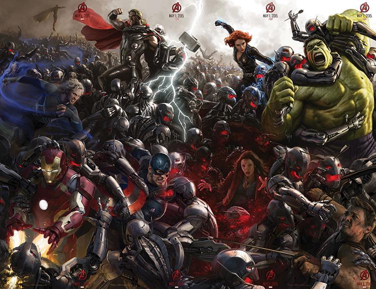 Avengers Phase 2