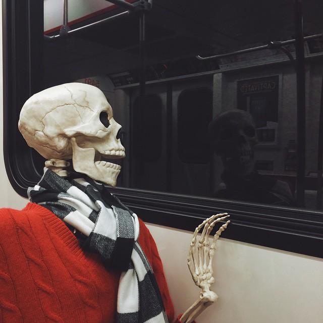 Skellie Commute