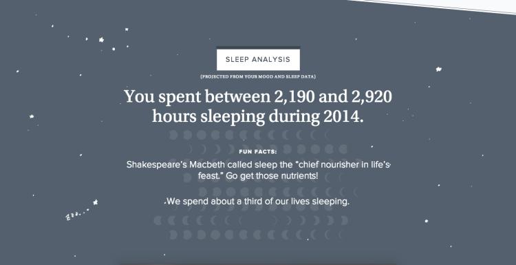 Sleep Analysis
