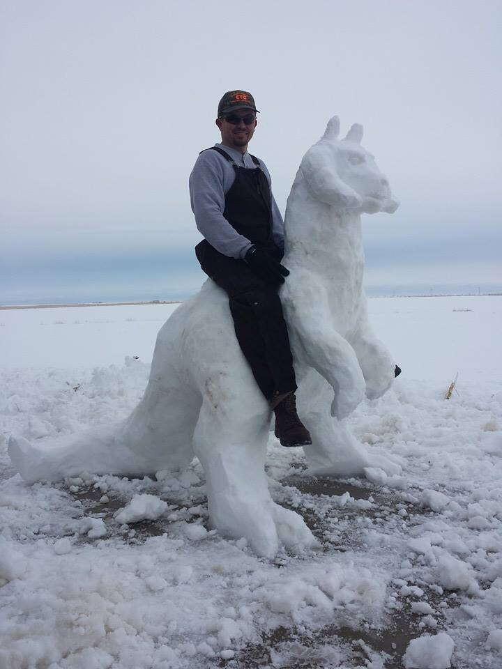 Snow Tauntaun