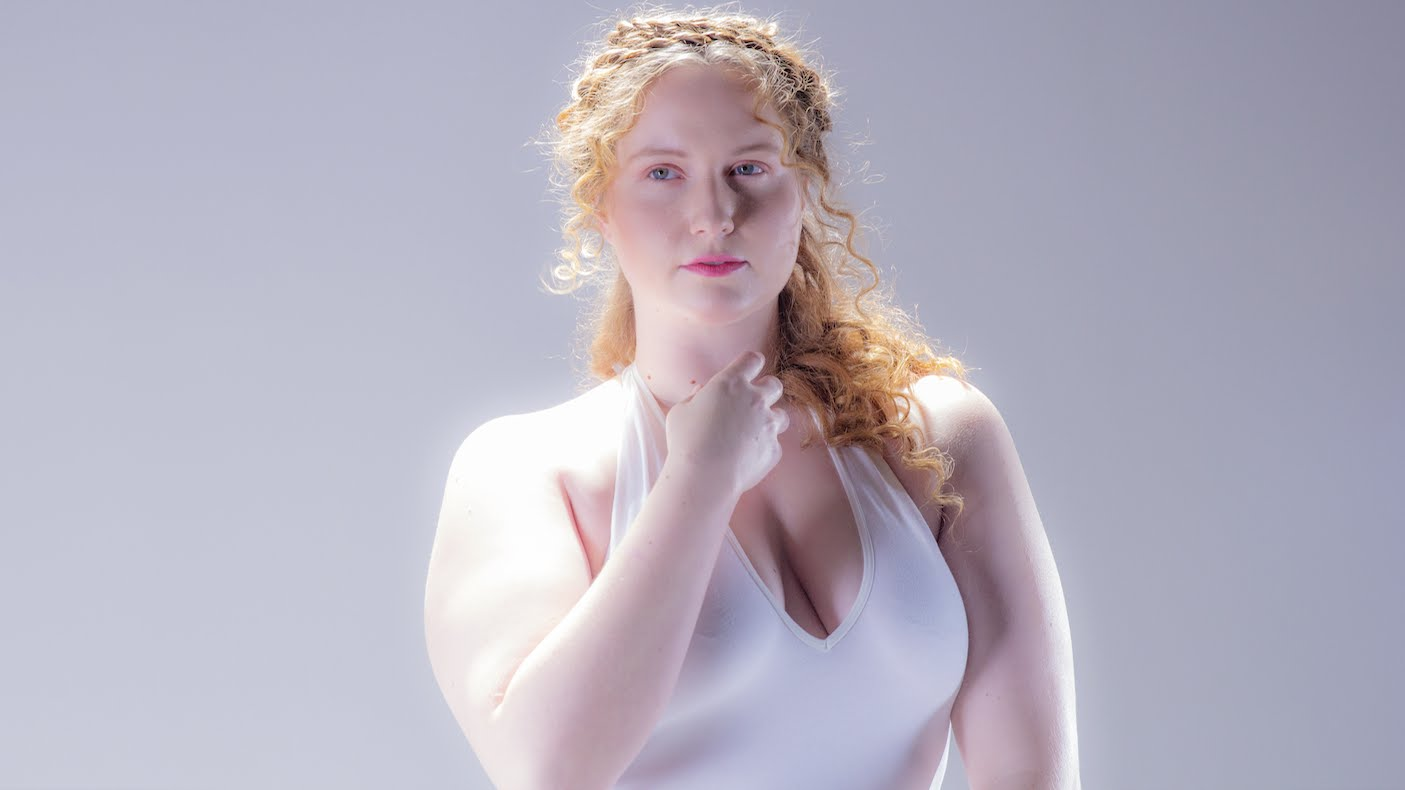 Diverse Group of Models Portray Changing Ideal Female Body Types Throughout the Ages