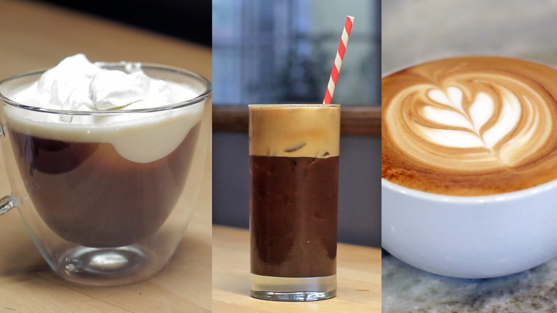 A Variety of Coffee Recipes From Around the World