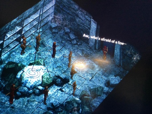 Baldur's Gate Adventure Y