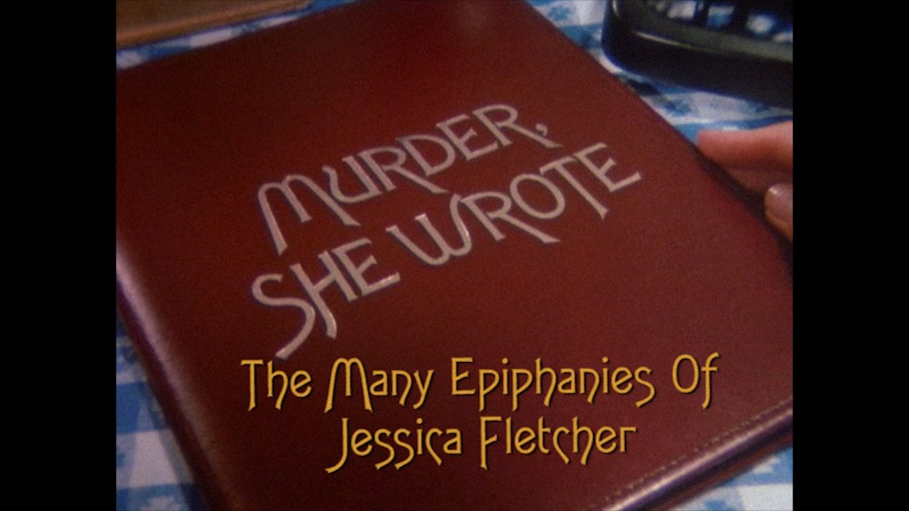 An Hour-Long Compilation of Jessica Fletcher's 'Aha Moments' From the Classic Television Series 'Murder, She Wrote'