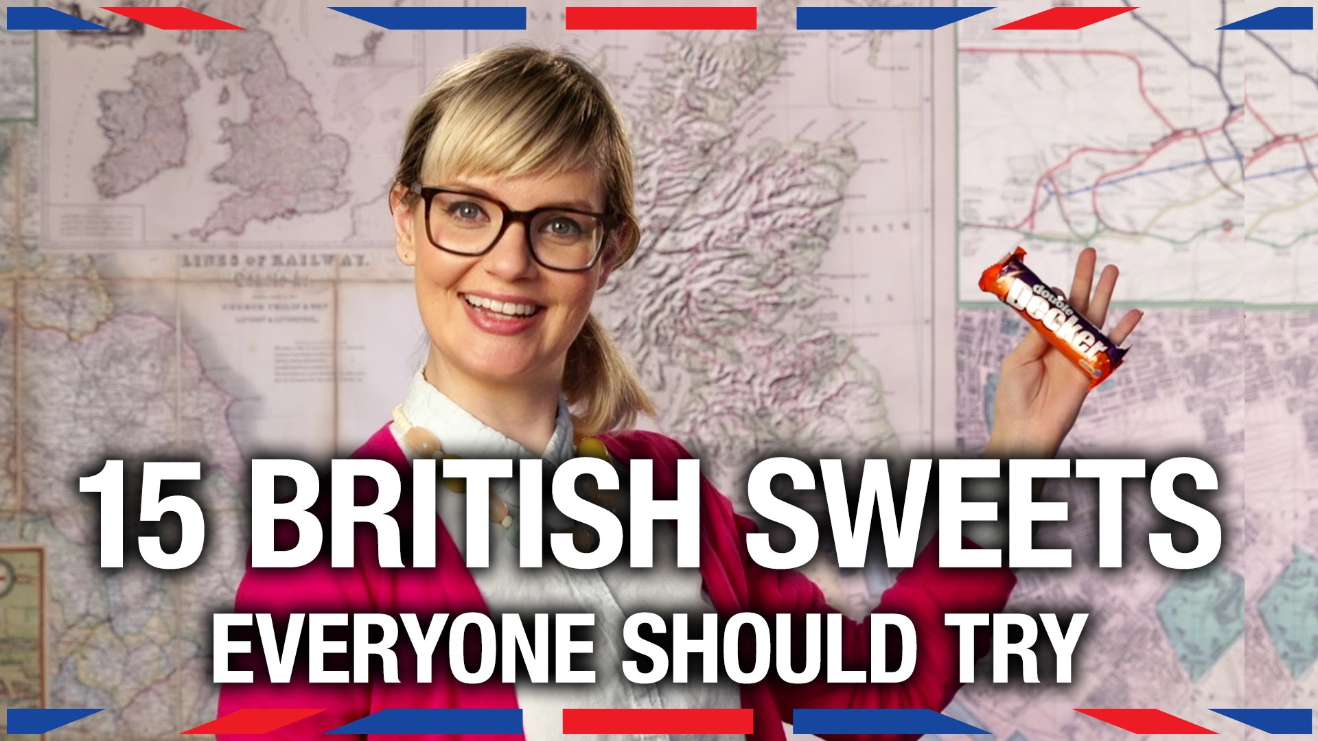 'Anglophenia' Host Siobhan Thompson Shares Her Thoughts About Several Iconic British Sweets