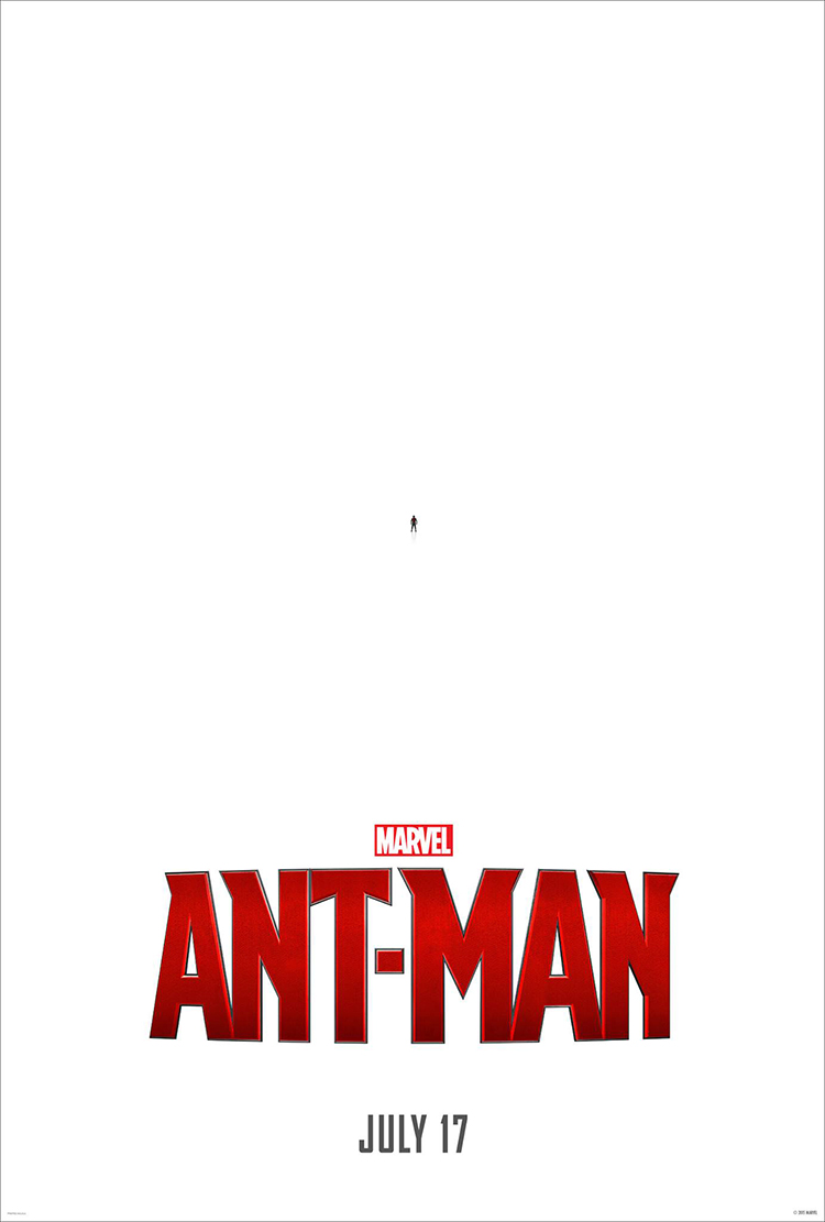 Full Poster for Ant Man