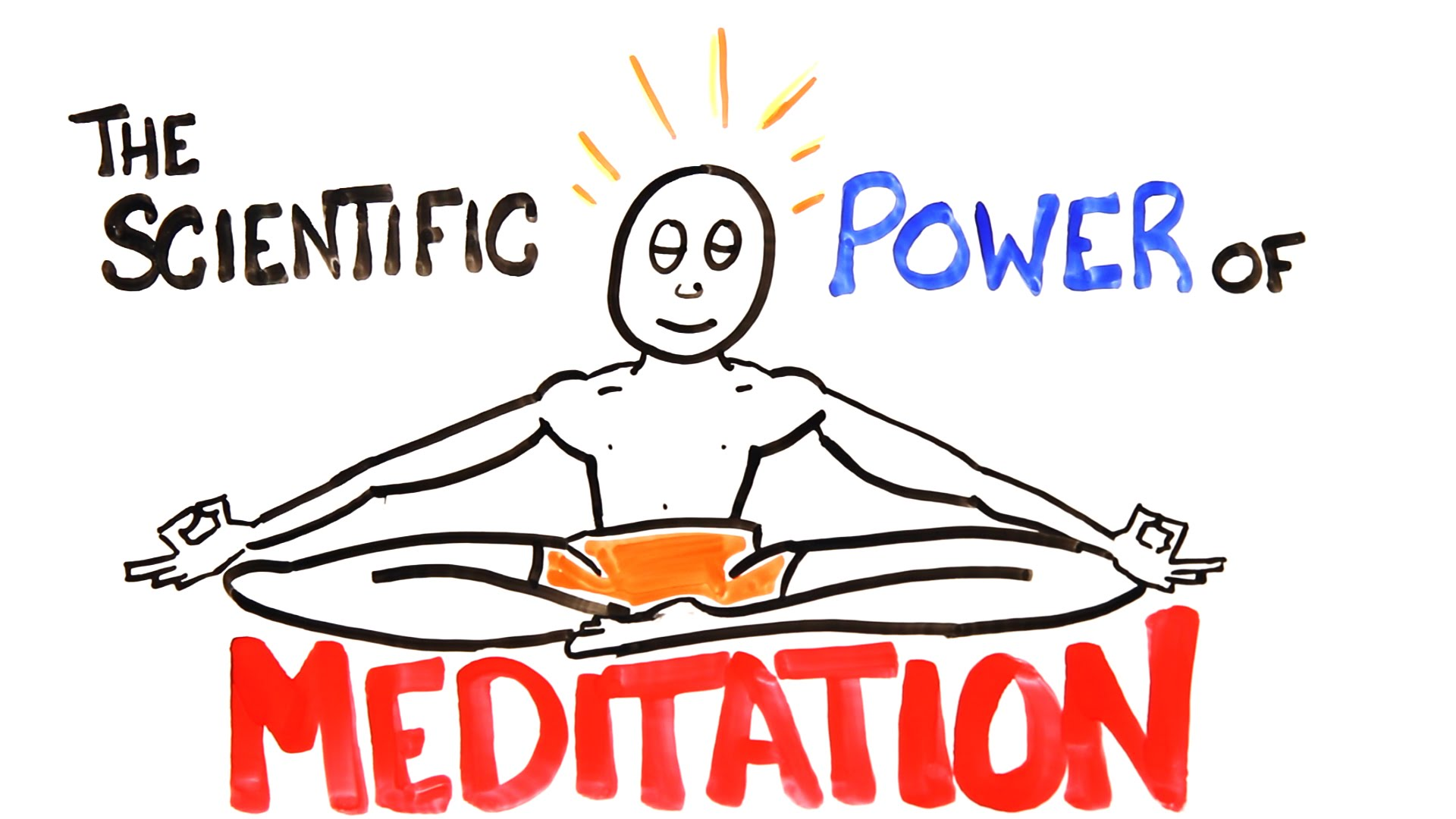 AsapSCIENCE Thoroughly Explains the Scientific Power of Meditation
