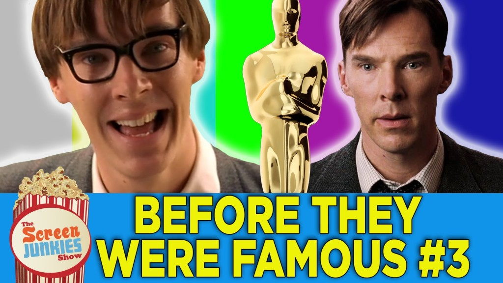 A Video Compilation Featuring 2015 Oscar Nominees Before They Were Famous