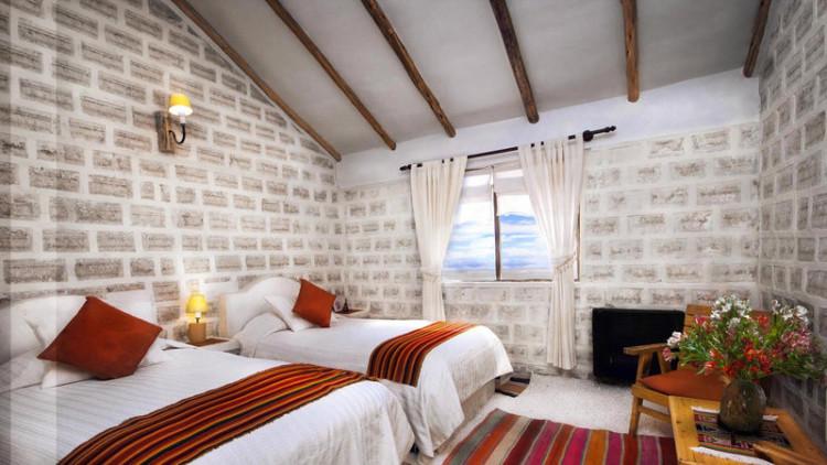 Hotel Luna Salada Salt Hotel in Bolivia
