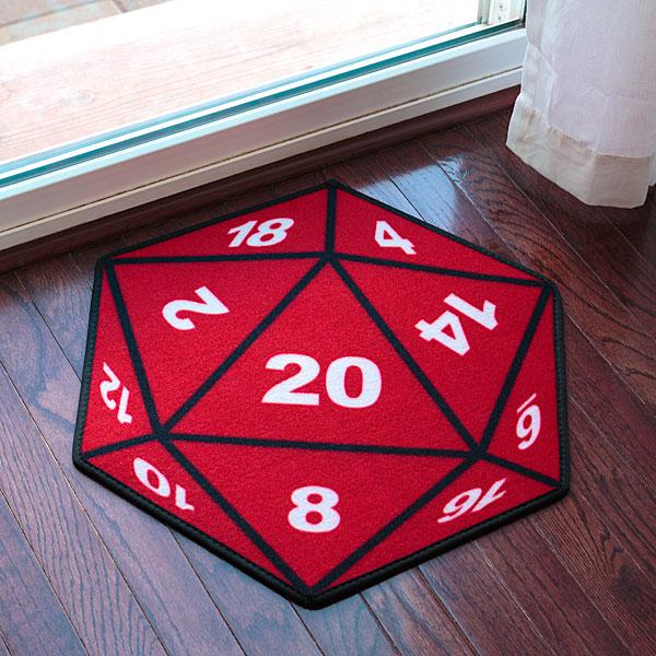 d20 Doormat