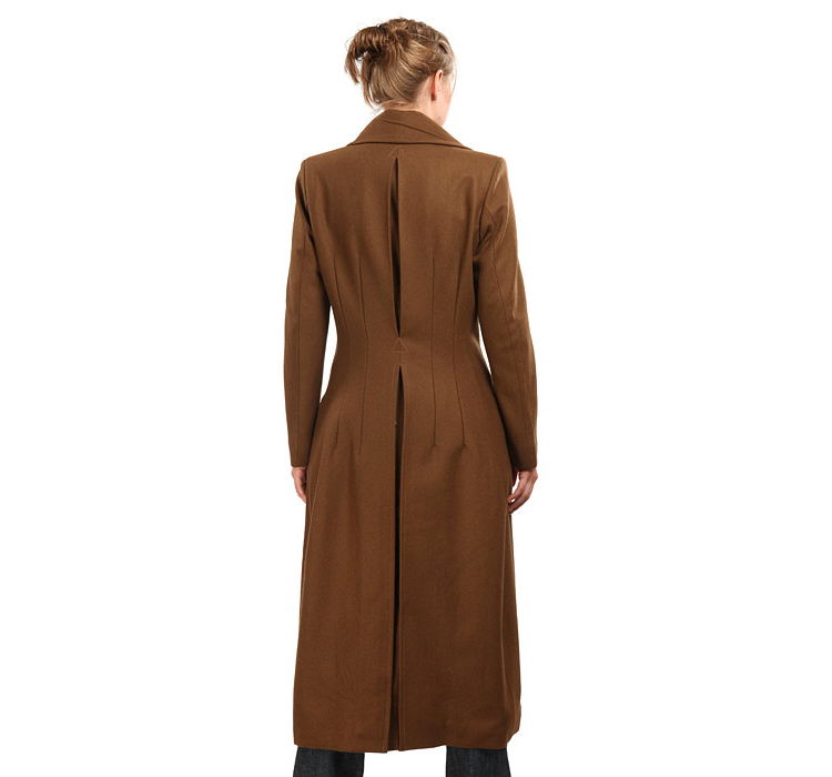 Doctor Who Ladies 10th Doctor's Coat