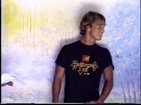 Footage of Matthew McConaughey Auditioning for the Classic Richard Linklater Film 'Dazed and Confused'
