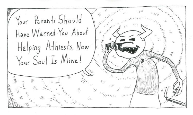 God Hates Dinosaurs by Doctor Popular