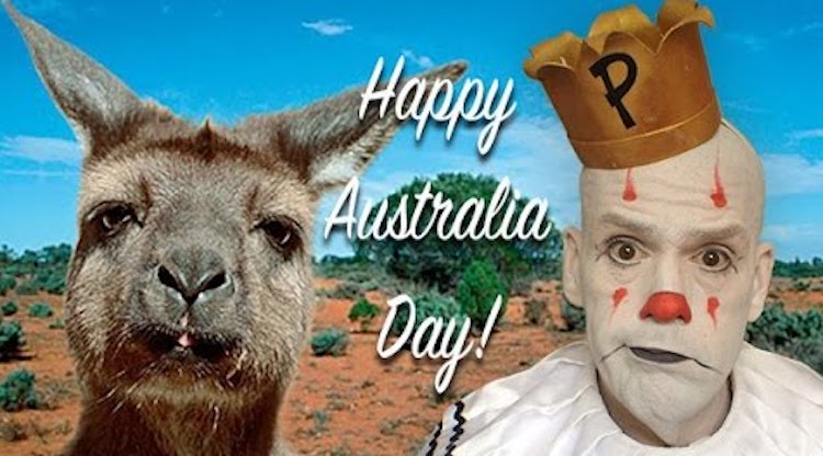 Puddles Puddles Pity Party Performs Australian Bush Ballad 'Waltzing Matilda' for Australia Day