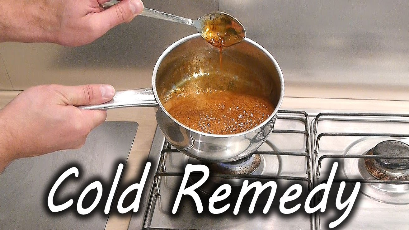 How to Make a Natural Cold and Flu Remedy at Home