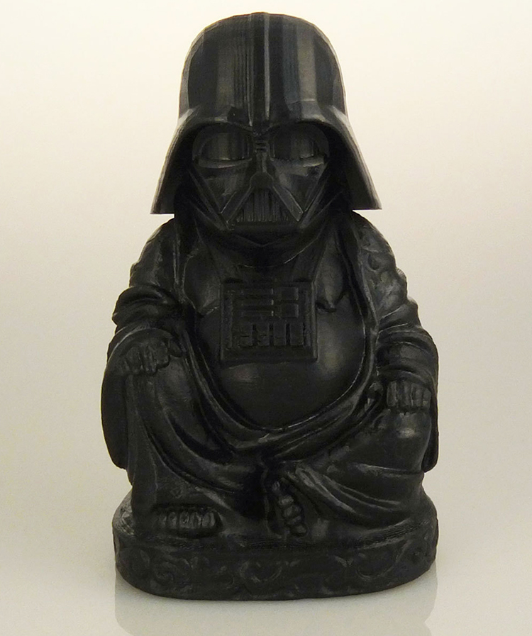 Star Wars - Zen Darth Vader
