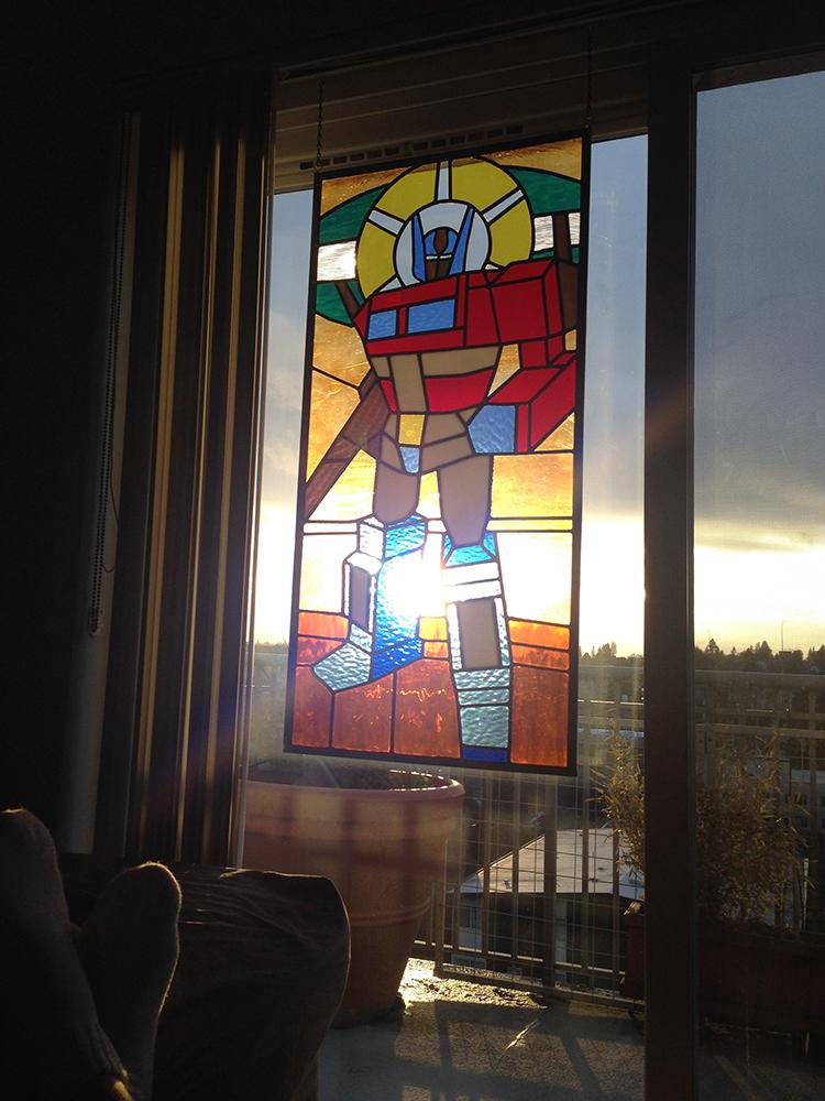 St. Optimus of Prime