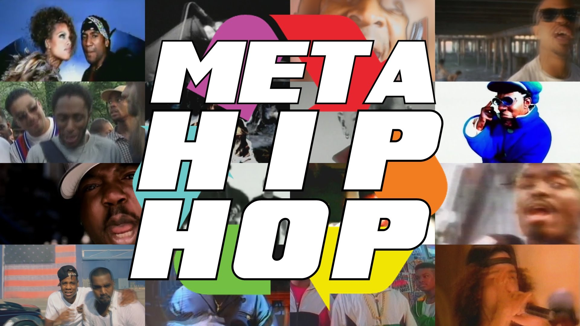 'Meta Hip Hop', A Rap Song Remix by Eclectic Method That Combines Samples From Over 80 Classic Hip-Hop Tracks