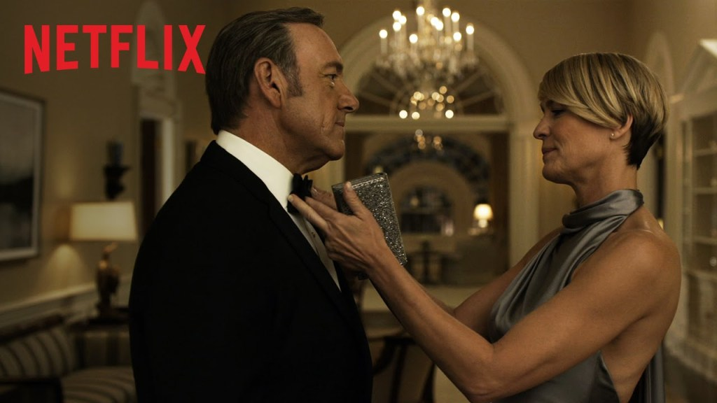 Netflix Releases the First Official Trailer for the Third Season of the Political Drama Series 'House of Cards'