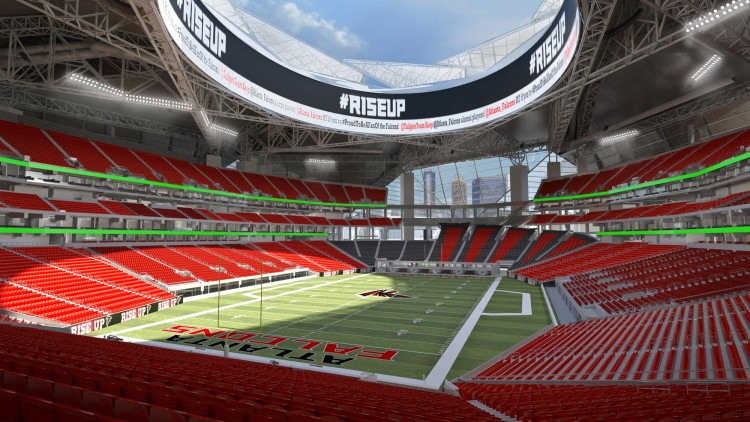 New Atlanta Stadium