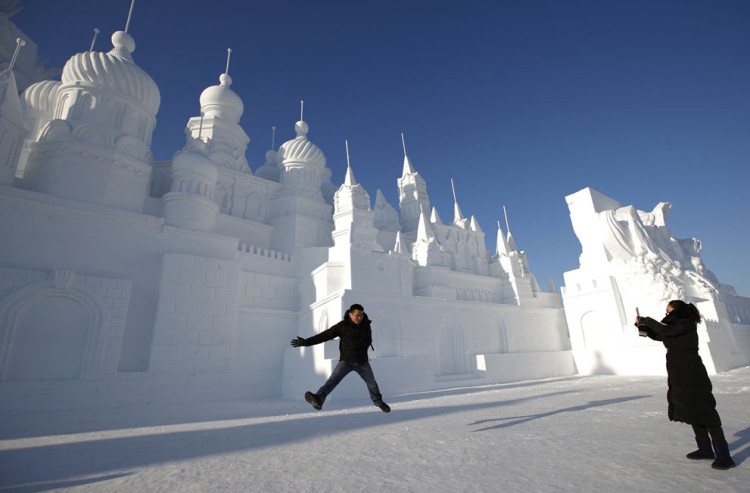 The 31st Harbin Ice and Snow Festival
