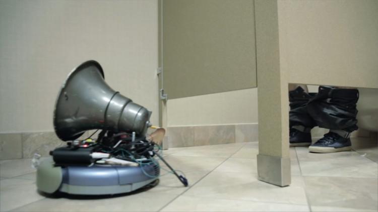 Slackbot Bot Bathroom