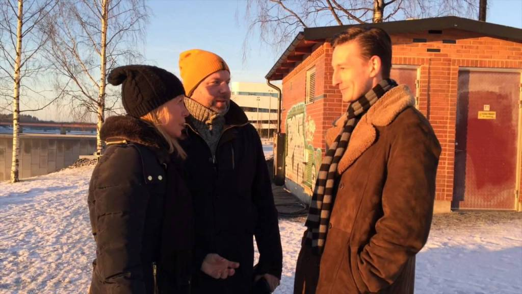 The Unique Way in Which the Locals of Umeå, Sweden Say Yes Without the Use of Words