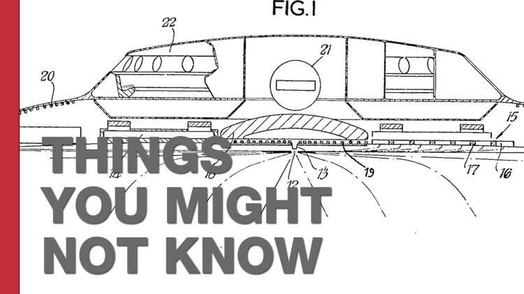 Tom Scott Describes the British Rail Flying Saucer, A Scientifically Improbable Spacecraft Design