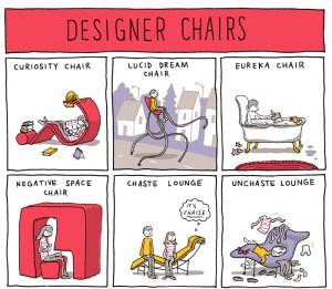 Designer Chairs 1