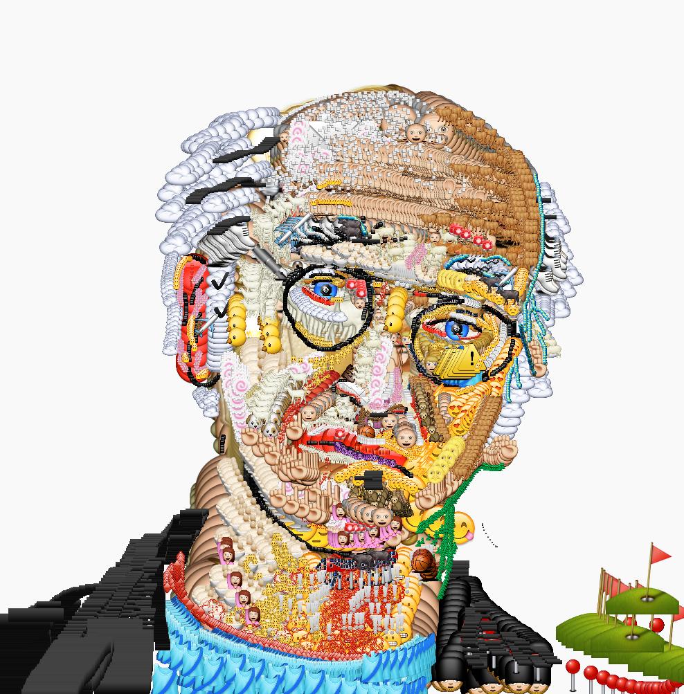 Emoji Portraits