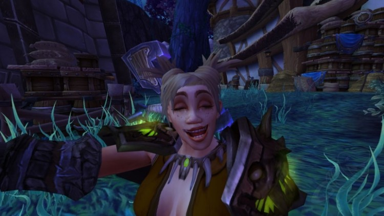 World of Warcraft Selfie