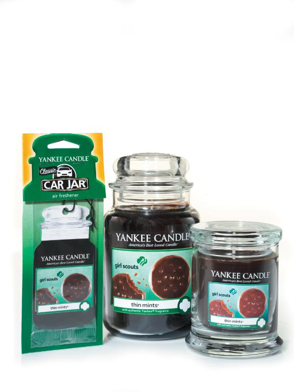 Yankee Candle Girl Scout