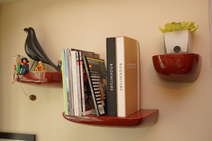Bookniture Collapsible Paper Book Furniture