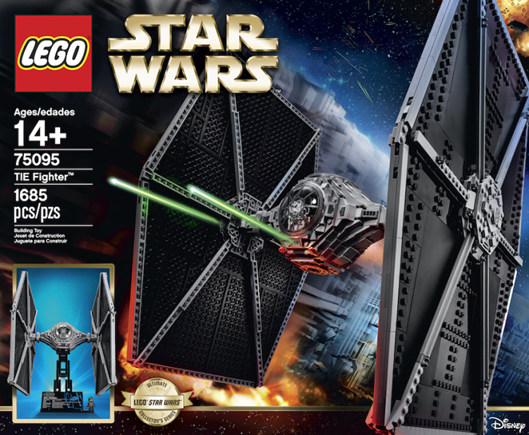 Lego Star Wars for 2015