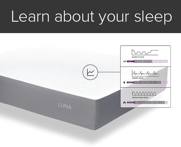 Luna Sleep Smart Mattress Cover