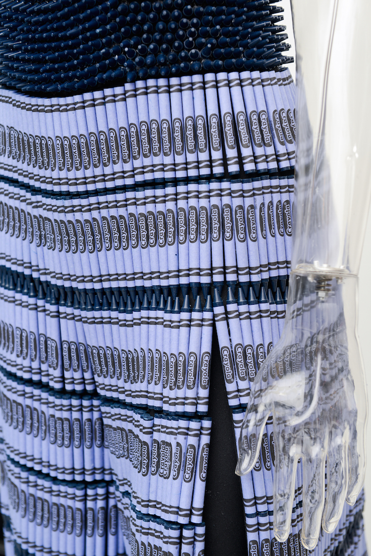 Midnight Blue Skirt