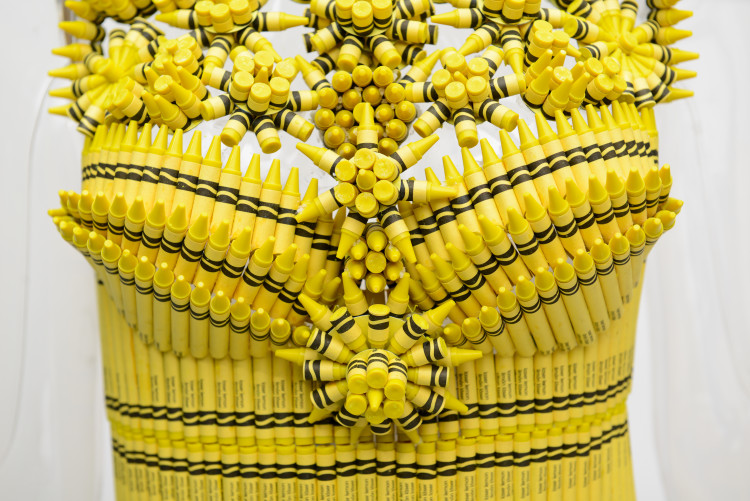 Unmellow Yellow Top
