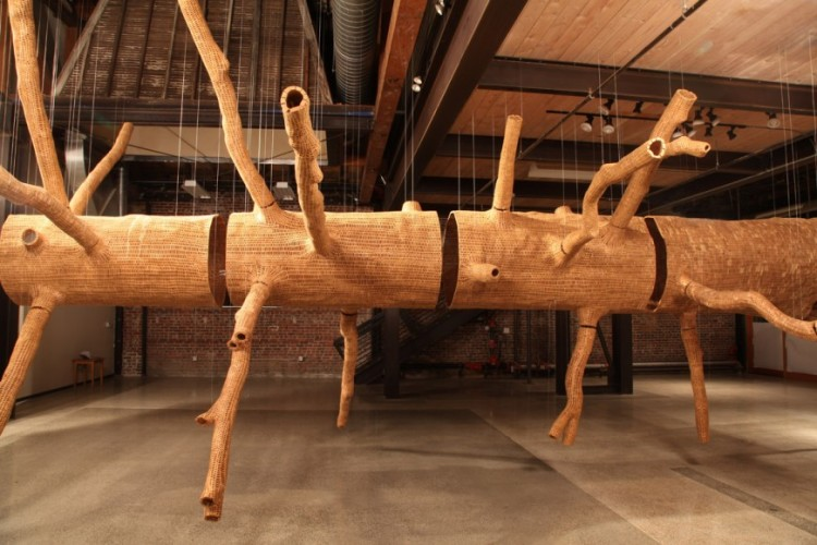 Middle Fork Tree Replica by John Grade