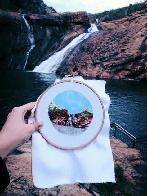 PERTH - Serpentine Falls