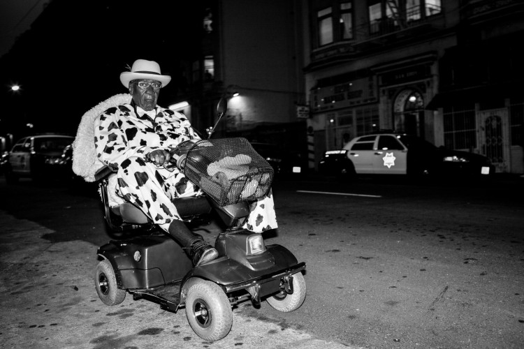 San Francisco Street Photography by Travis Jensen