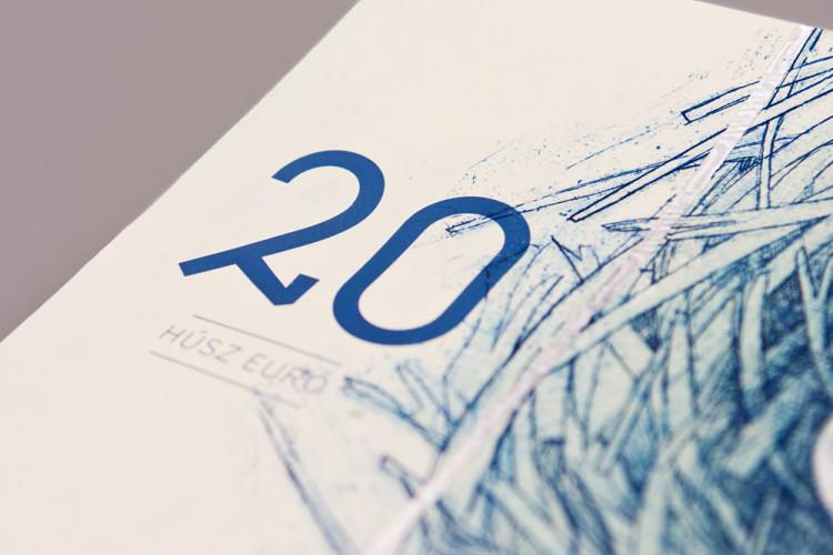 Beautiful Hungarian Currency Design