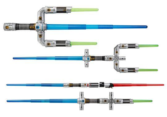 Hasbro Star Wars Bladebuilders Lightsabers