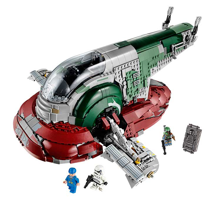 LEGO to Release 32 New 'Star Wars' Sets and a Series of LEGO 'Star Wars' Buildable Figurines in 2015