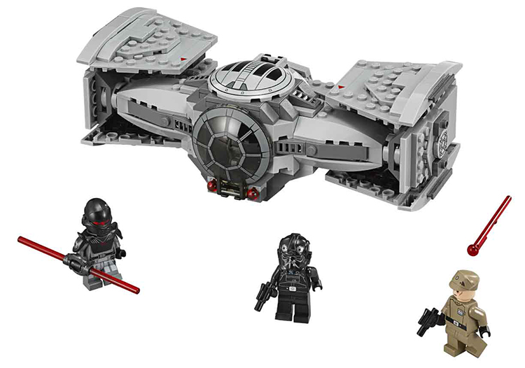 75082 TIE Advanced Prototype