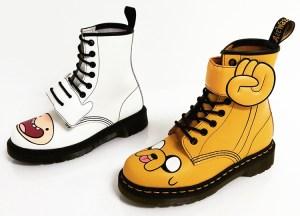 Adventure Time Doc Martens Boots