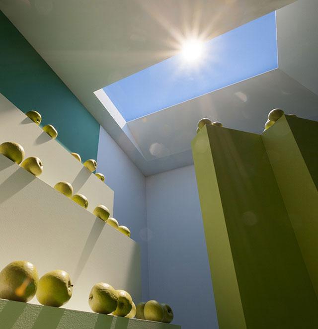 CoeLux Artificial Skylight