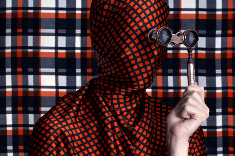 What do you hide? by Romina Ressia