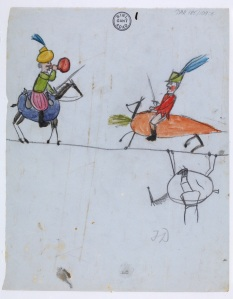 Darwin manuscript back 1
