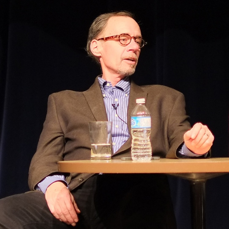 David Carr (1956-2015), Beloved New York Times Columnist, Author, and Media Critic
