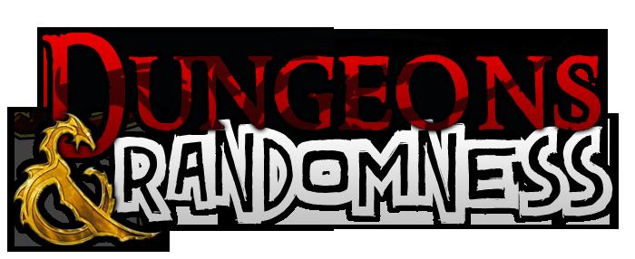 Dungeons & Randomness